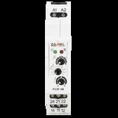 PCM-06/U - Time Relay 12-240V AC/DC
