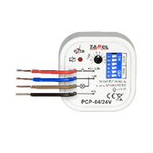 PCP-04/24V - Time Relay Multifunctional 24V AC/DC