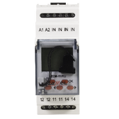 ZCM-11P/U - Digital Programmable Time Relay Weekly 230 VAC 16A