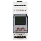 ZCM-12 - Digital Programmable Time Relay Weekly 230 VAC 16A