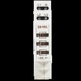 LKM-01-10 - Power Supply Indicator 230V/400V 3xLED RED TN