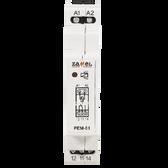 PEM-01/012 - Electromagnetic Relay 12V AC/DC 16A