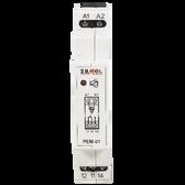 PEM-01/024 - Electromagnetic Relay 24V AC/DC 16A