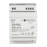 ZPM-30/12 - Switched-Mode Power Supply 12V DC/30W