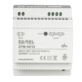 ZPM-60/12 - Switched-Mode Power Supply 12V DC/60W