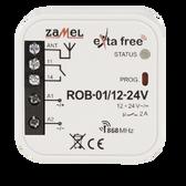 ROB-01/12-24V - Radio Gate Controller