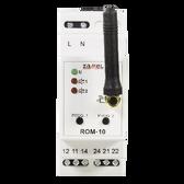 ROM-10 - 2-Channel Radio Modular Receiver