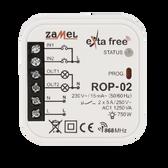 ROP-02 - 2-Channel Radio Receiver
