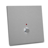 ZITA CARRE - 1 PUSH-BUTTON KNX WITH LED