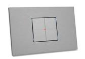 LARA BANDE - 1 PUSH-BUTTON KNX WITH LEDS