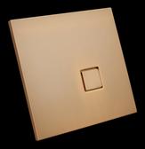 LOLA CARRE - 1 PUSH-BUTTON KNX NO LED