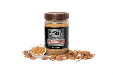 Serving size 2tbs Calories per serving 230 Calories from fat 135 Total fat 20g Cholesterol 0mg Sodium 24mg Carbs 9g Fiber 3g Sugar 4g Protein 15.5g Saturated Fat 1g