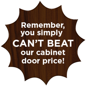 Remember, You Simply Canu0027t Beat Our Cabinet Drawer Front Price!