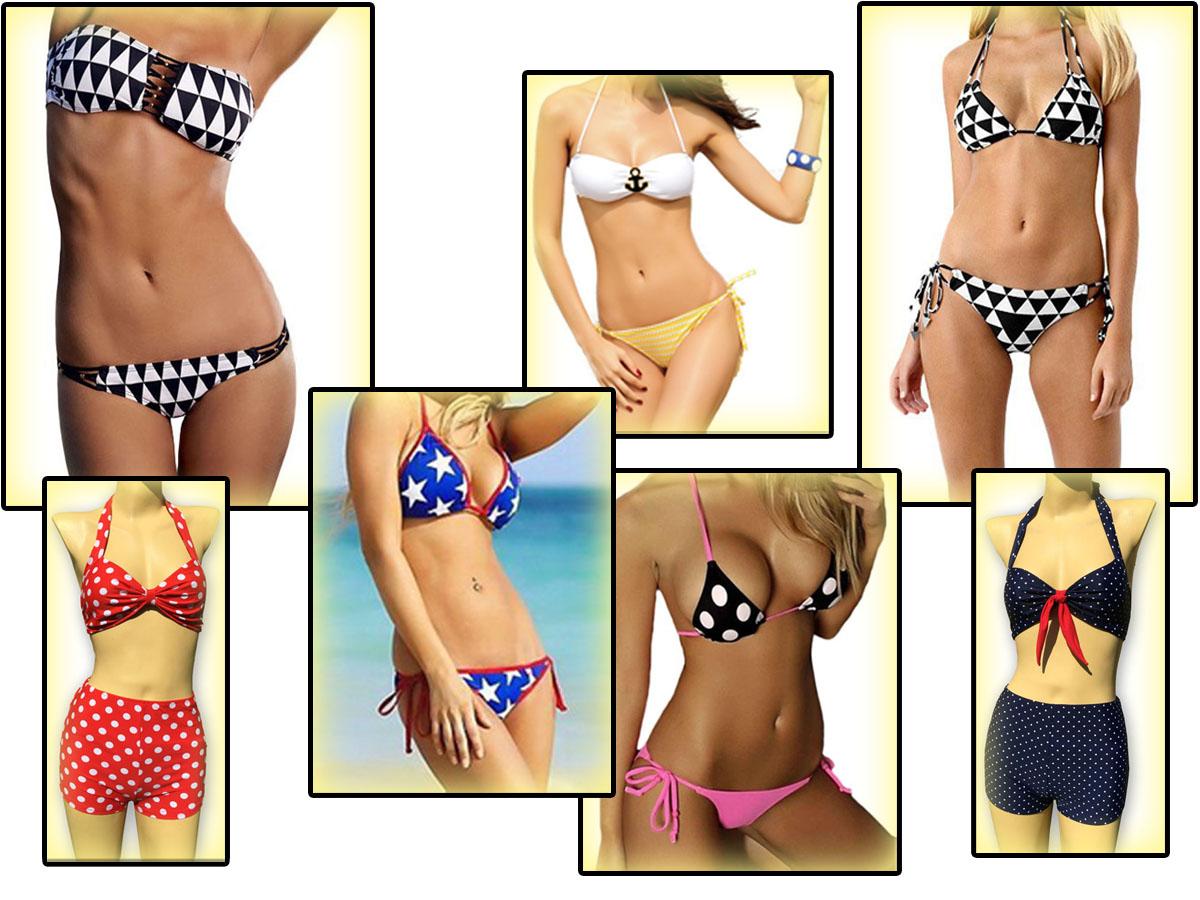 Bikinis for the Summer