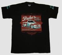 Front - Dukes hotrod t-dhirt