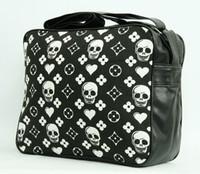 Black-white squared bag Bag