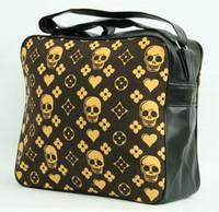 Brown squared bag Bag