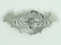Bat skull small buckle