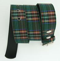 Scotch green mix belt