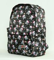 Cute skull star mix rucksack