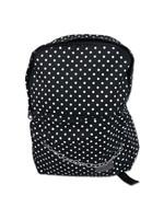 Dot S black-white mix rucksack