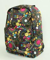 Dot retro mix rucksack