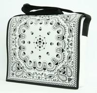 Squared white Xlarge bag Bag