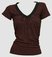 Front - Dot M black-red fashion