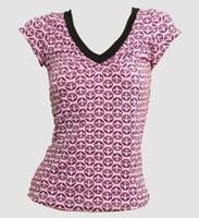 Front - Grafic L pink fashion t-shirt
