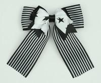Star double hair clips piece