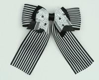 Heart double hair clips piece