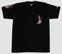 Pin up wheel pin up t-shirt