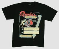 Rhonda's pin up t-shirt