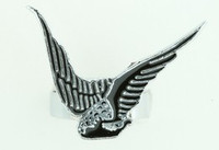 Eagle animal ring