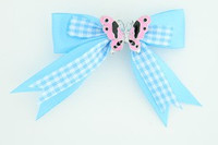 Blue / butterfly pink blue animal
