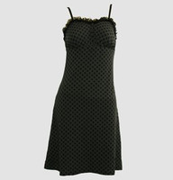 Front - DL dot L grey lace pin up