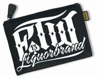 FTW liquorbrand cosmetic bag