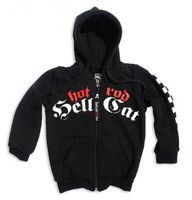HR piston skull hoodies kids & baby