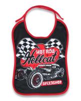 HRHC speedshop hotrod hellcat bib