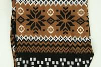 S classic brown spandex legging