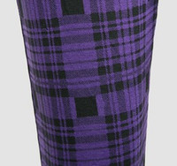 F scotch purple fashion legging
