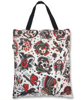 Flash americana tote bag liquorbrand