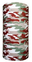 Camouflage military brown and green