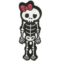 Skeleton Pink skull extra big