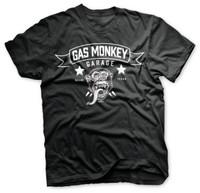 Blood, sweat & beers black - gas monkey garage