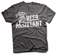 Beer assistant  big dark grey - gas monkey garage