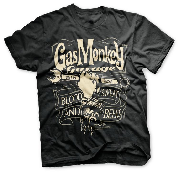 Monkey wrench - gas monkey garage