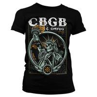 OMFUG statue of underground rock CBGB