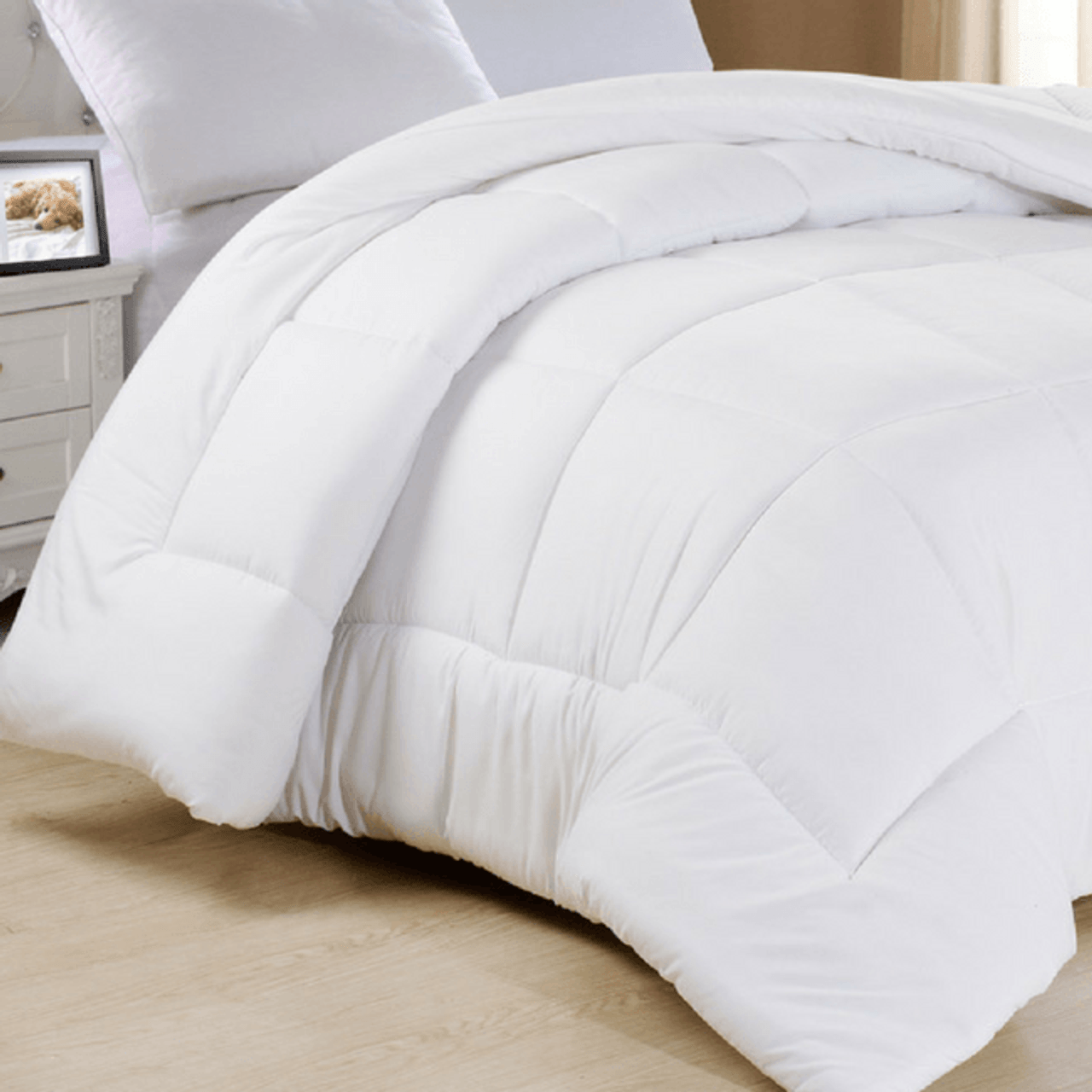 How to Wash the Wool Comforter