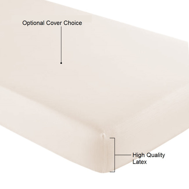 latex topper organic latex topper  natural latex topper crib latex topper crib topper crib mattress topper